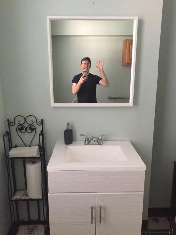 New Mirror and Vanity 1