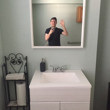 New Mirror and Vanity 1